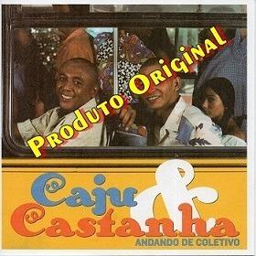 Cd Cajú E Castanha - Andando De Coletivo