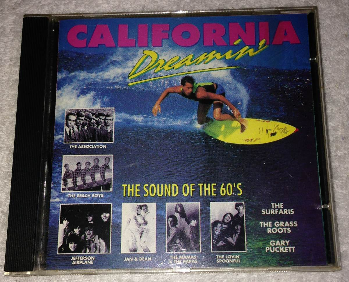 cd california dreamin