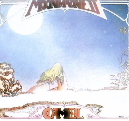 cd camel // moonmadness