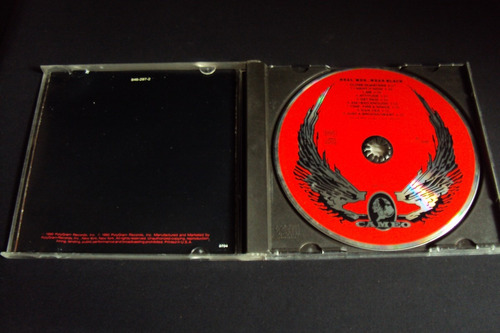 cd  cameo  real men wear black  - importado - (original
