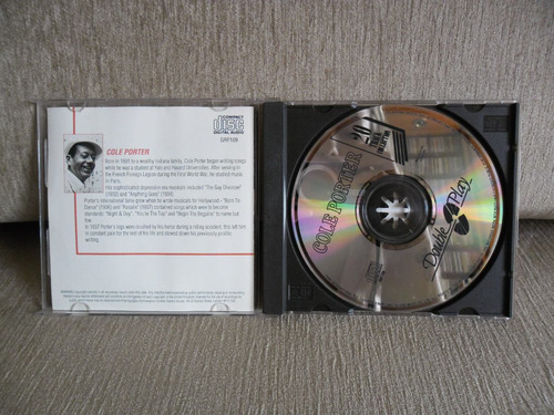 cd can can - a celebrations of the music of cole porter