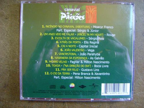 cd canavial de paixoes c8