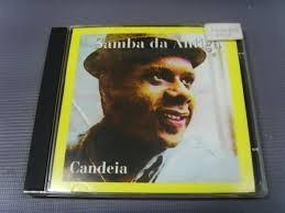 cd - candeia samba da antiga