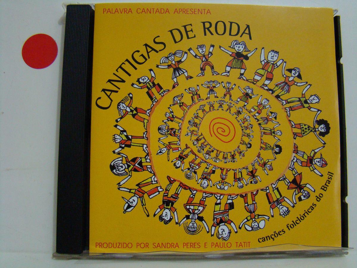 cd gratis palavra cantada cantigas de roda