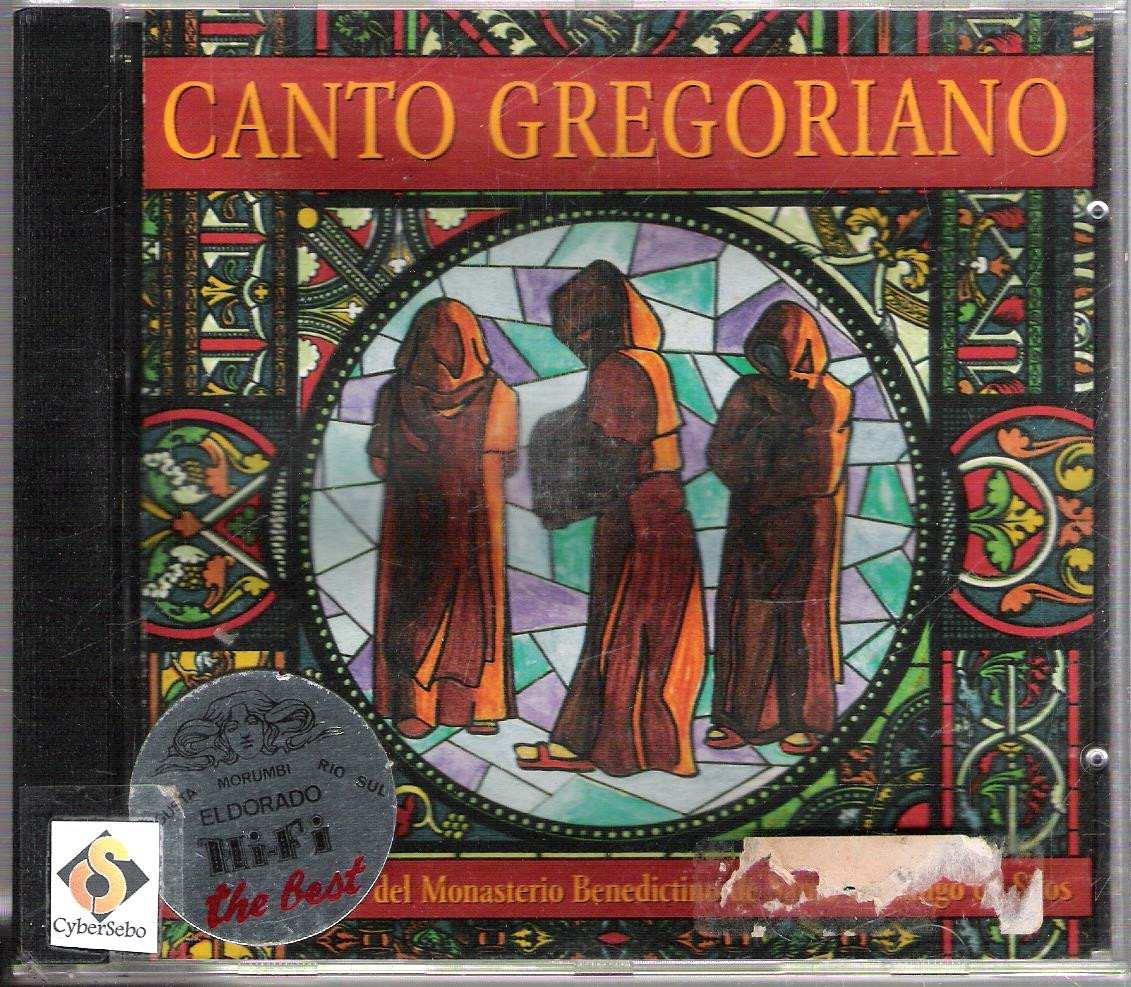cd cantos gregorianos gratis