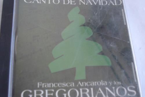 cd cantos gregorianos francesca ancarola chileno sellado