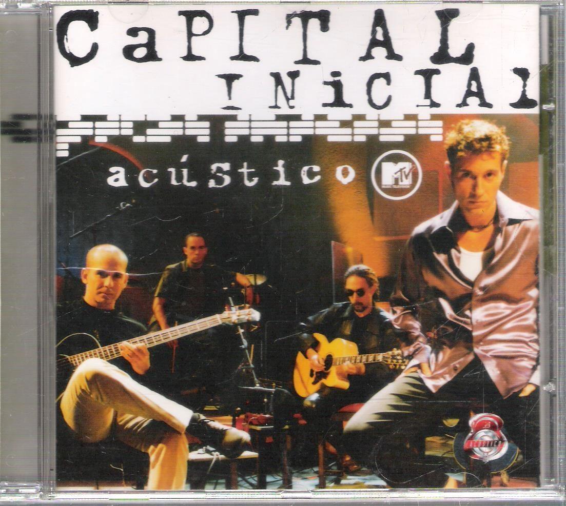 cd capital inicial acustico