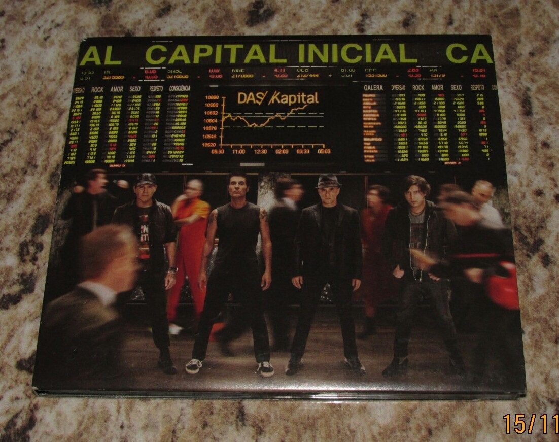 cd capital inicial das kapital