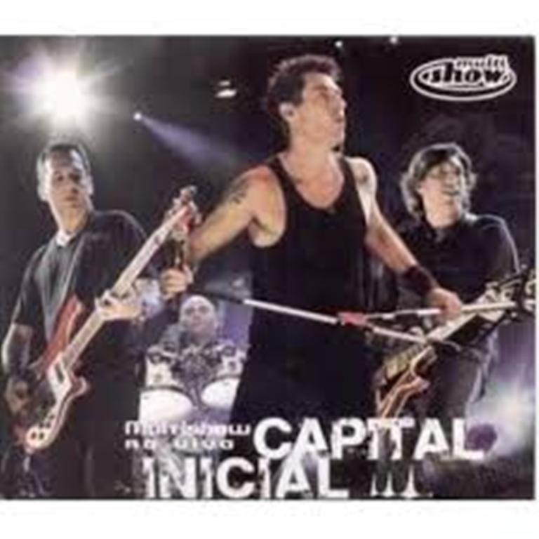 audio dvd capital inicial multishow ao vivo