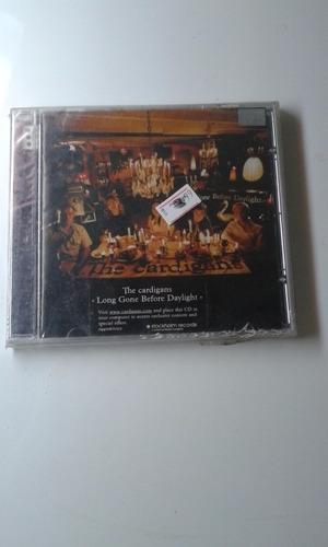 cd cardigans-long gone before daylight novo lacrado