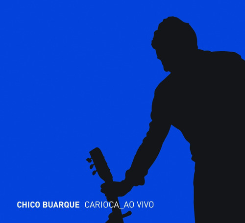 cd carioca - ao vivo - cd duplo