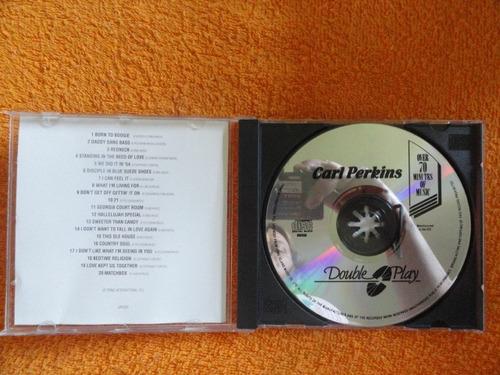cd - carl perkins - matchbox