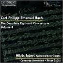 cd carl phillip emanuel bach - complete keyboard concertos