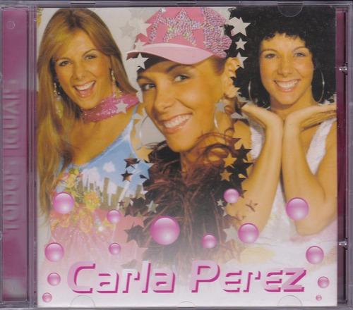 cd - carla perez: todos são iguais