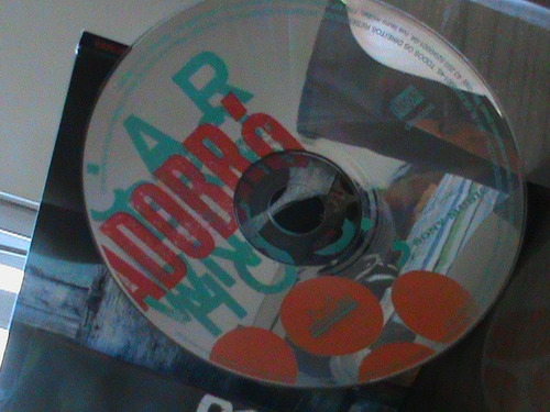 cd carlinhos brown - adobró sony music 2011 promocional