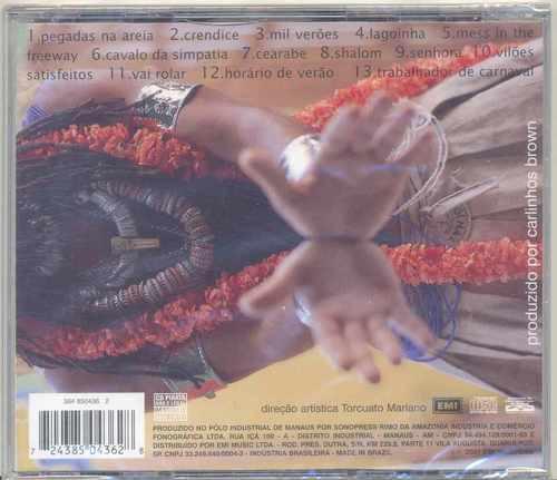 cd carlinhos brown - bahia do mundo