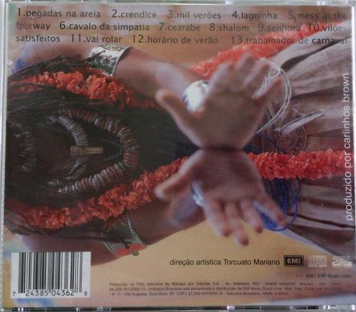 cd carlinhos brown - bahia do mundo, mito e verdade