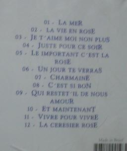 cd carlinhos mafasoli - france d'amour - novo lacrado -b119