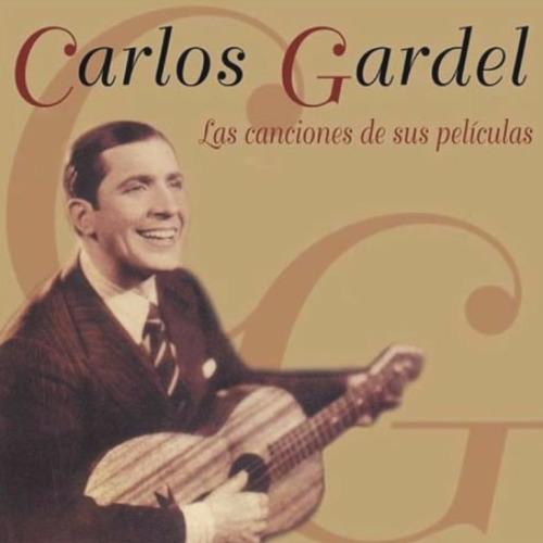 cd - carlos gardel - las canciones de sus peliculas