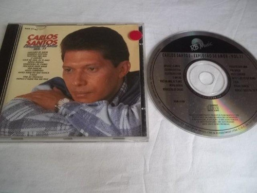 cd - carlos santos - sertanejo