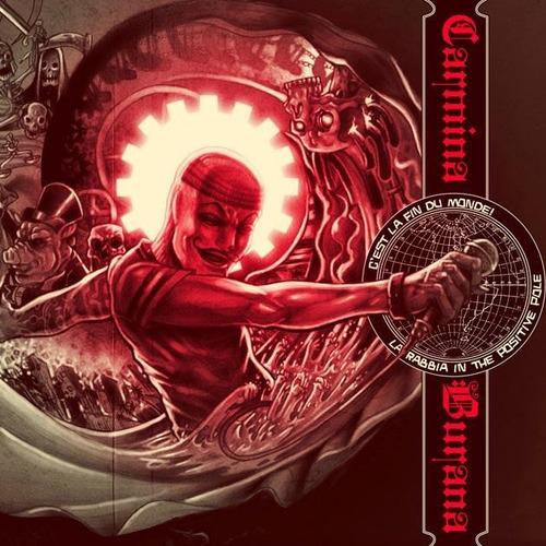 cd carmina burana  c' est la fin du monde  (2011)