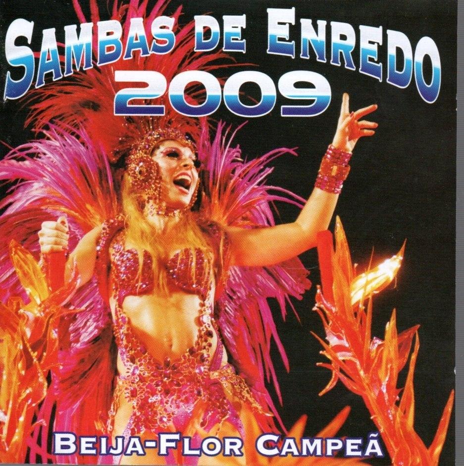cd samba enredo 2009 rio de janeiro