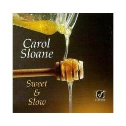 cd carol slone - sweet e slow