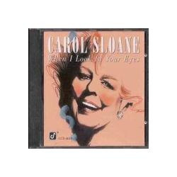 cd carol slone - when i look in your eyes