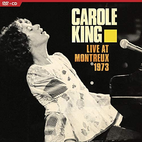 cd : carole king - live at montreux 1973 (2 discos)