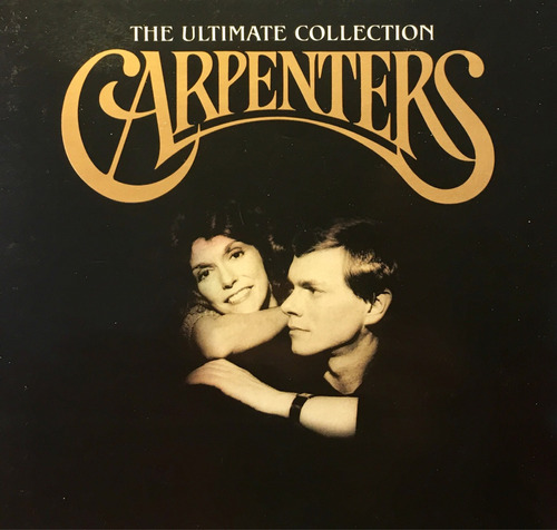 cd carpenters the ultimate collection 2cds - usado