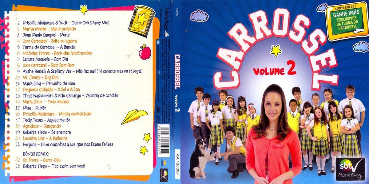 cd carrossel volume 2 completo gratis