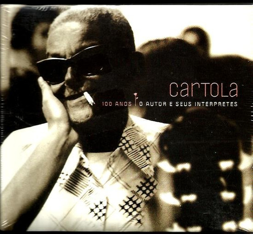 cd cartola -100 anos - o autor e seus interpretes - f/gratis