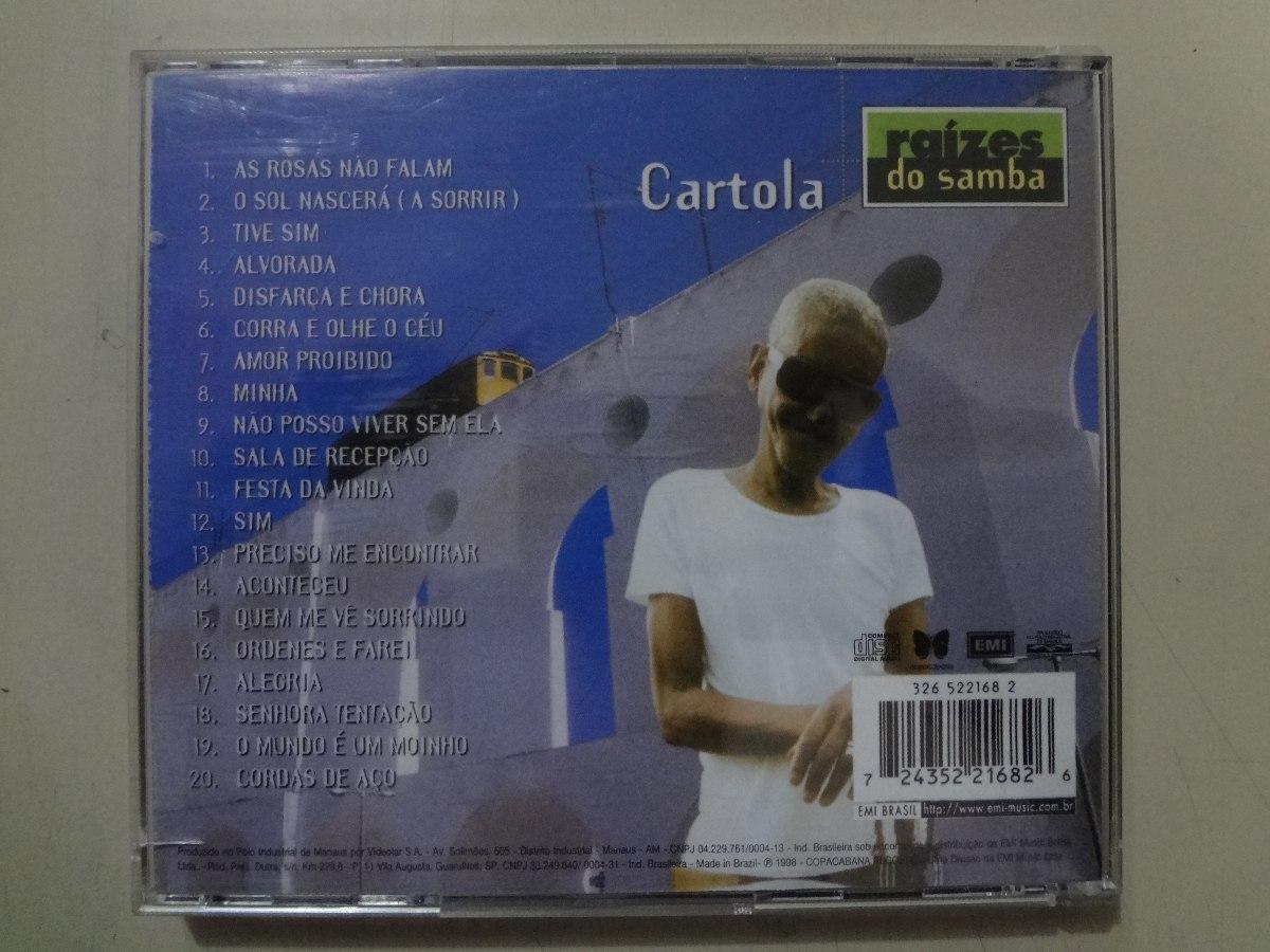 cd cartola raizes do samba