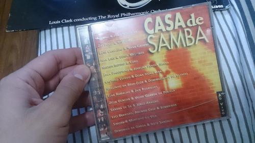 cd casa de samba