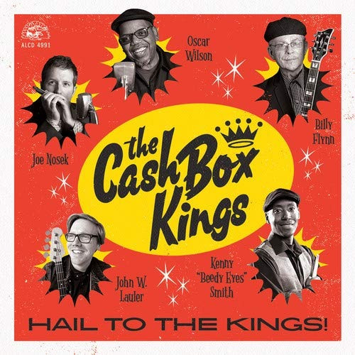 cd : cash box kings - hail to the kings! (cd)