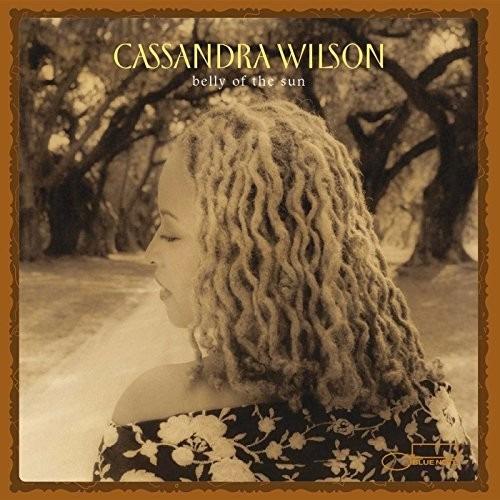cd  cassandra wilson - belle of the sun