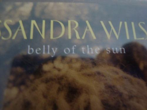 cd  cassandra wilson  belly of the sun arte som