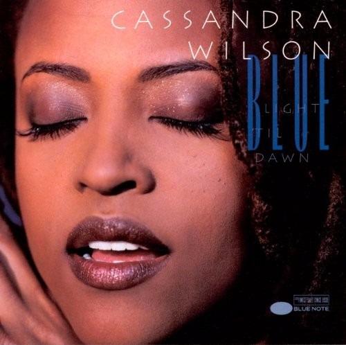 cd cassandra wilson - blue light til dawn
