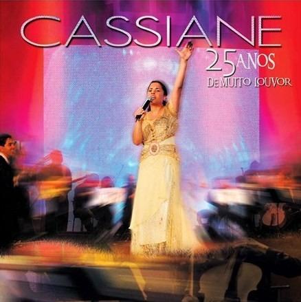 cd cassiane 25 anos de muito louvor (2006) lacrado original