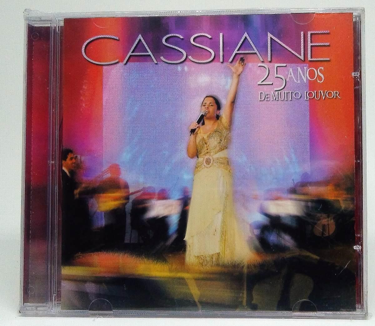 cd da cassiane 25 anos gratis