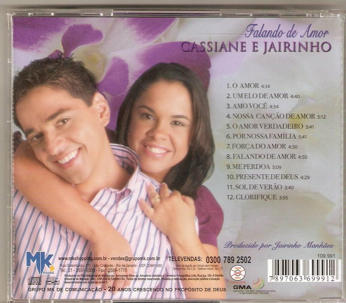 o cd da cassiane e jairinho