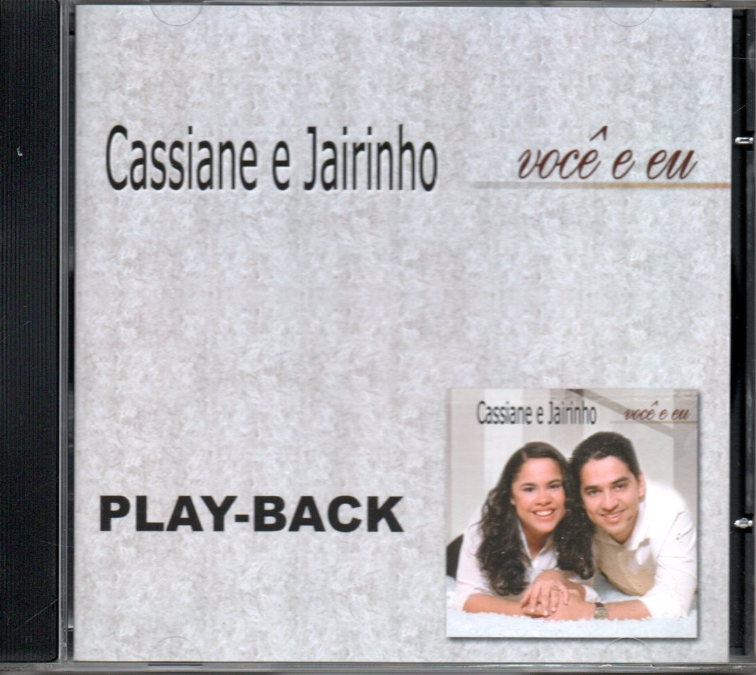 cd cassiane e jairinho voce e eu play back