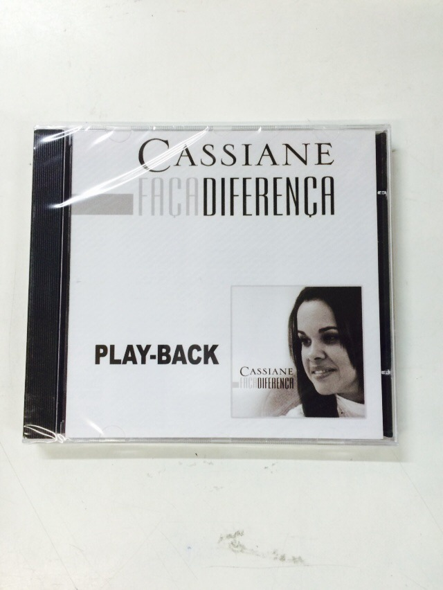 cd cassiane faca diferenca playback