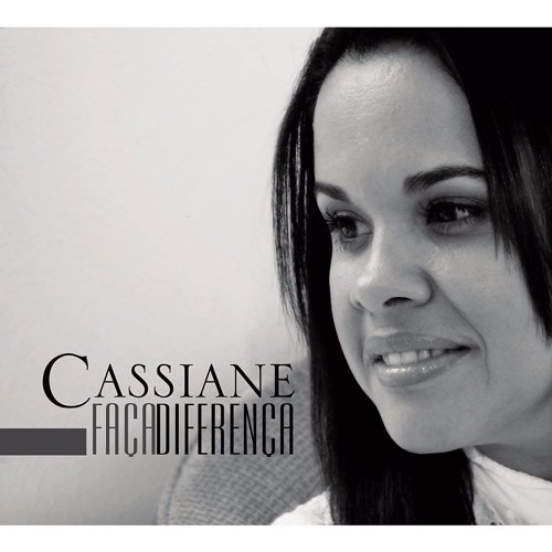 cd cassiane - faça a diferença - produto original