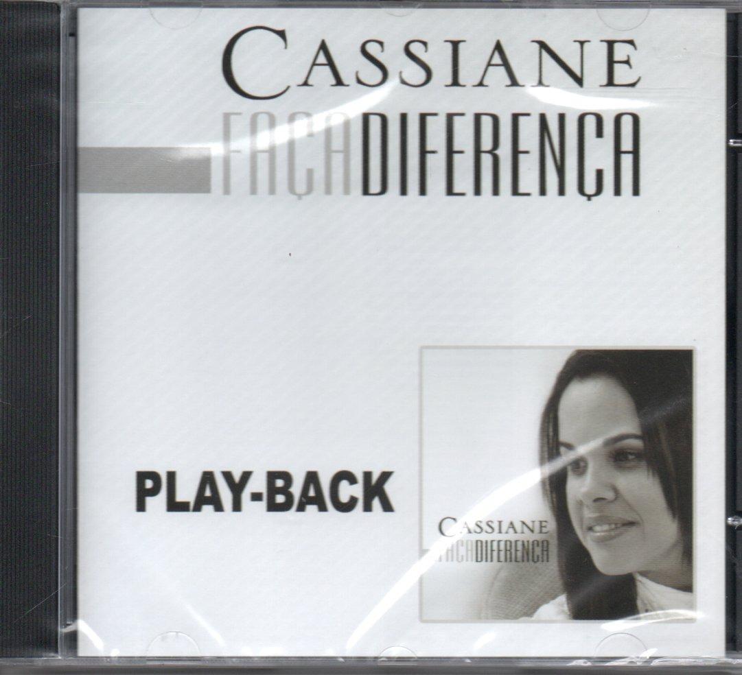cd cassiane faca a diferenca playback
