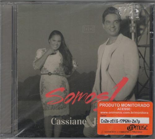 cd cassiane & jairinho - somos 1 [original]