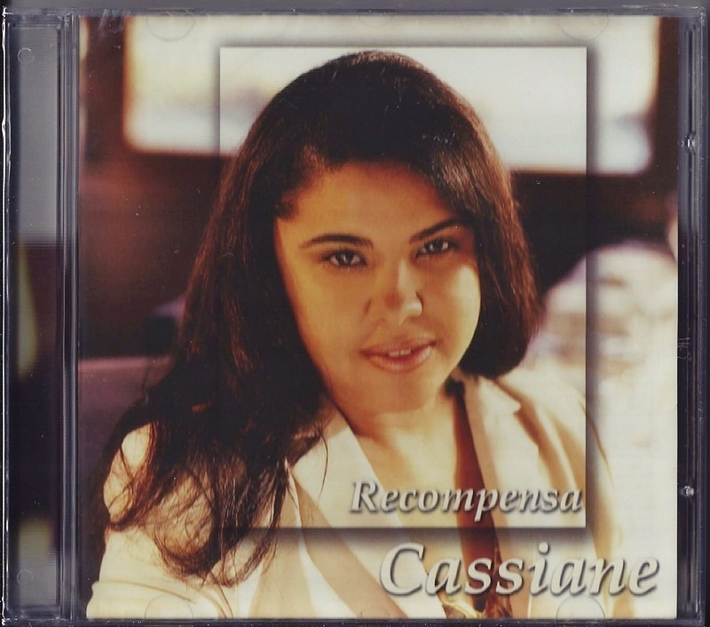 cd de cassiane recompensa