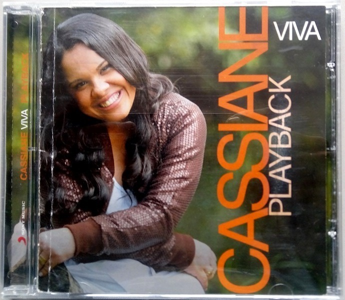 cd cassiane viva playback
