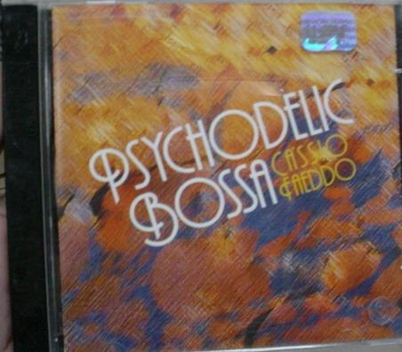 cd   cassio freddo  -  psychodelic bossa  -  b105