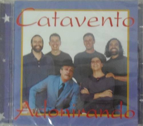 cd catavento - adonirando adoniran barbosa clássicos